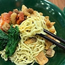 #yummy wanton mee at Eng's Wanton Noodles @eastpointmall Beware of the spicy sauce!