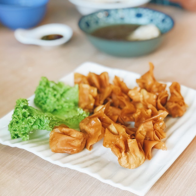 Fried Wantons