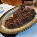 Porterhouse Steak For Two