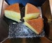 Nice butter sugar Indonesian pancake for $3.20.