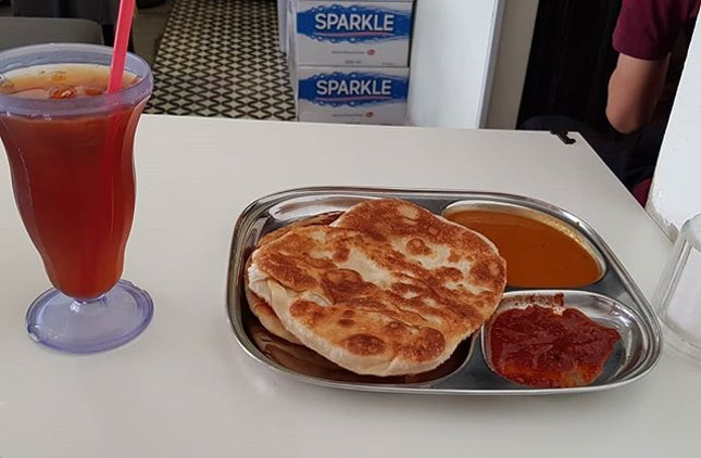 One of the best prata in Singapore.