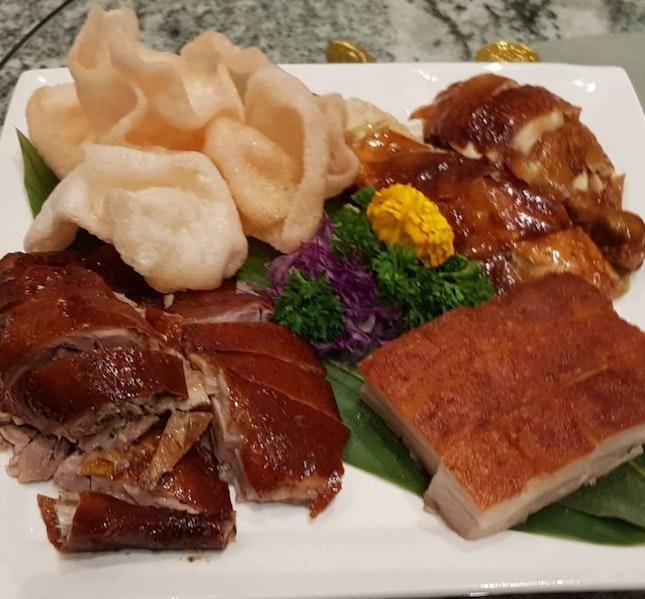CNY dining