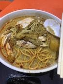 Hock Hai Curry Chicken Noodle (Bedok Interchange Hawker Centre)