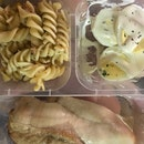 Chicken Breast And 2 Sides