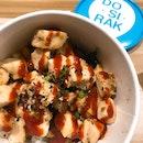 Soy Chicken Healthy Korean Rice Bowl