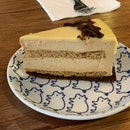Rachel's Earl Grey Mousse Cake