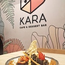 Finally got around to trying @karacafesg - Ordering service was slow but servers has good attitude.
