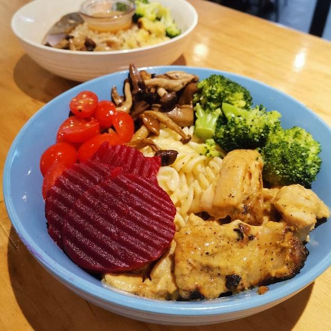 Healthy Grain Bowls At $6.90 Nett (weekdays)
