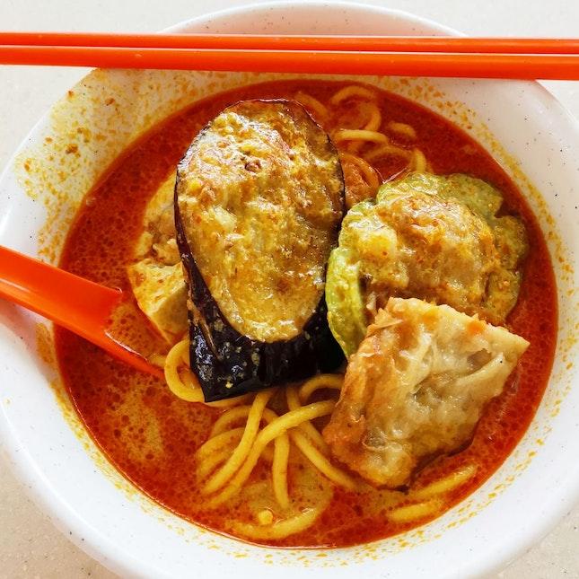 Curry Hakka Yong Tau Foo