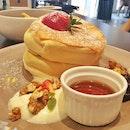 Best Soufflé Pancakes Ever