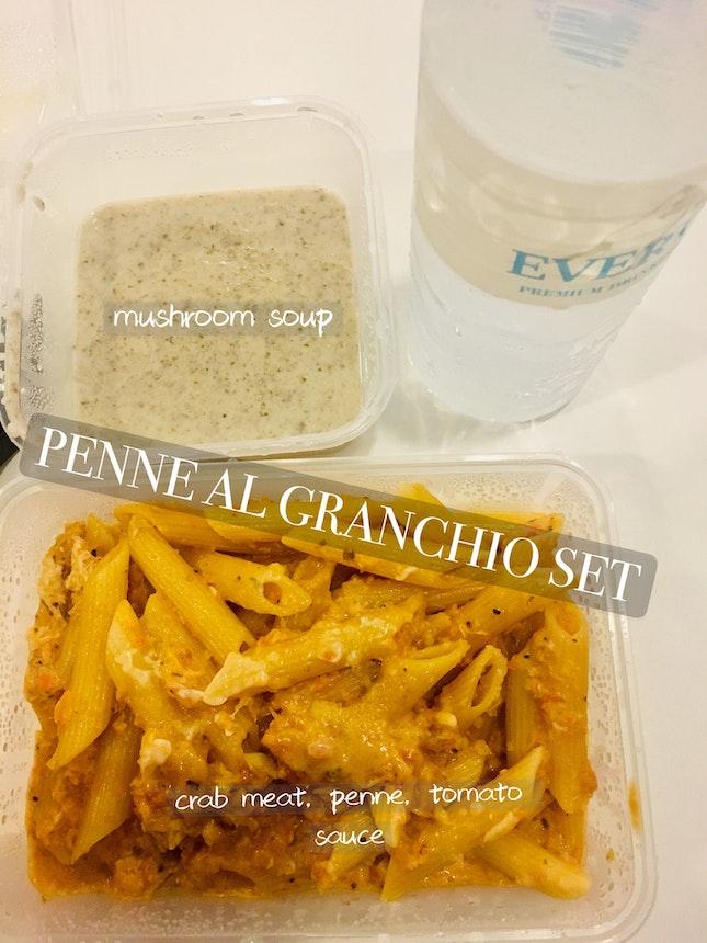 Penneal Granchio Set