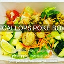 Scallops Poke Bowl