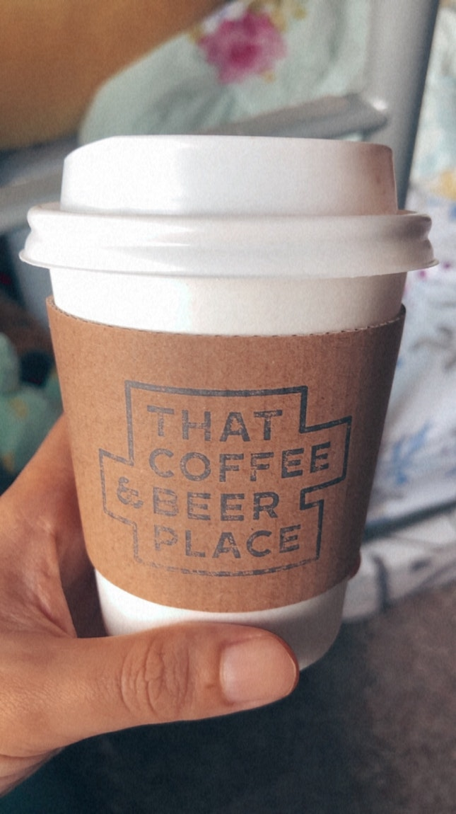 Good Coffee :-)