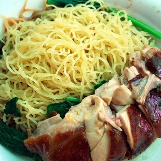 Juiciest soya sauce chicken only $2