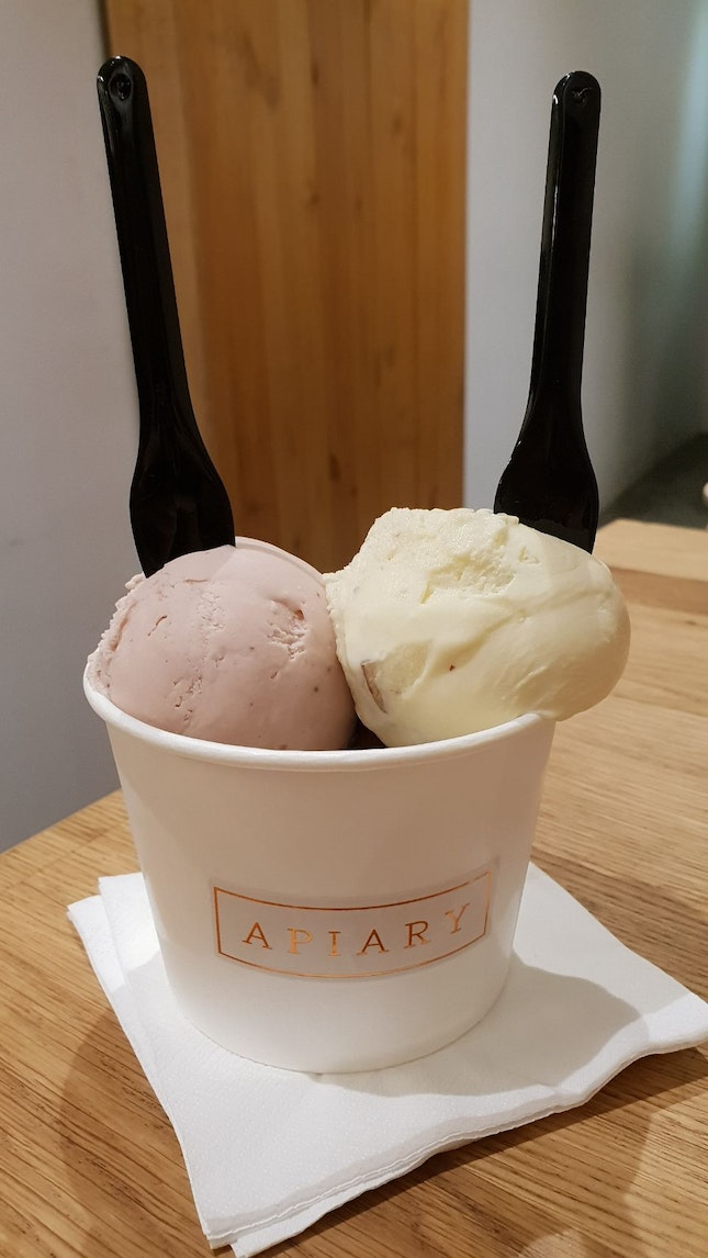 Creamy Ice Cream At Affordable Prices At Outram
