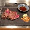 Ohmi Grade A4 Ribeye Half cut 150g ($158)