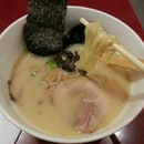 Paitan tonkotsu ramen @ men-ichi again cause one does not simply say no to good ramen.