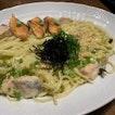 Wasabi Cream Pasta