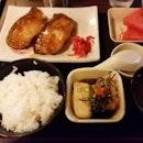 Gindara Teriyaki set from Himawari!