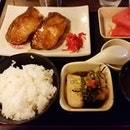 Gindara Teriyaki set from Himawari!