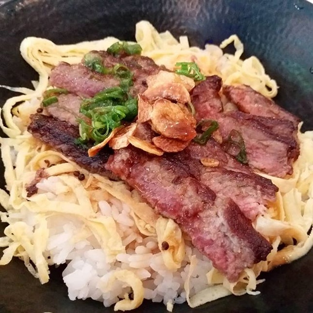 Beef Don from Kazoku!