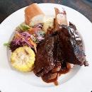Beef Ribs from T Bob's Corner!