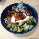 Beef Donburi from Cheeky!