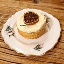 Lemon Teacake from The Better Half!