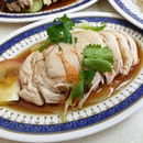 Steamed Chicken Rice from Lucky Chicken Rice!