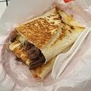 Steak Quesadilla from Muchachos!