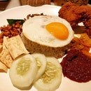 #cxyi nasi lemak from old town white coffee.