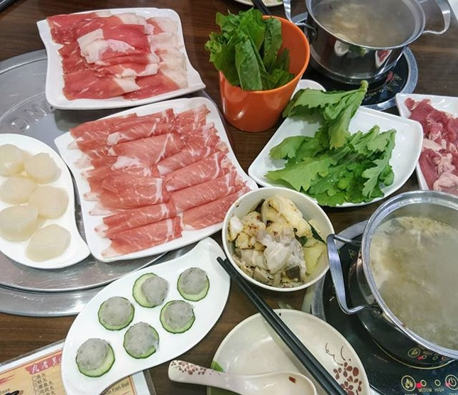 #cxyi - 10th Aug 2019 - hotpot craving but was on a budget.
