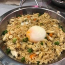 Exploding Fried Rice