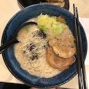 Truffle Tonkotsu Ramen
