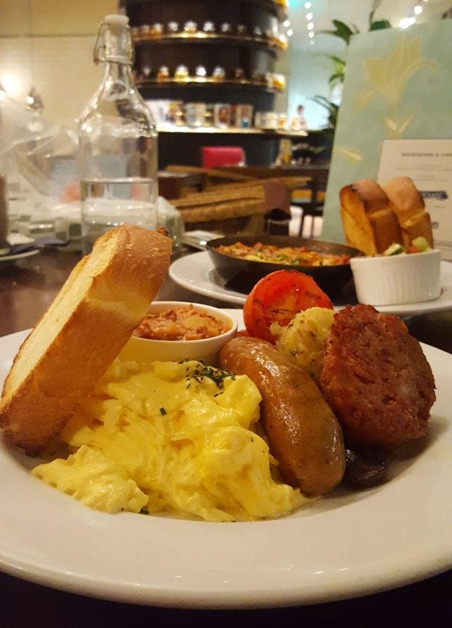 Quality Breakfast!