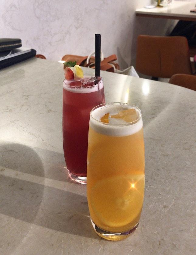 Refreshing Drinks!