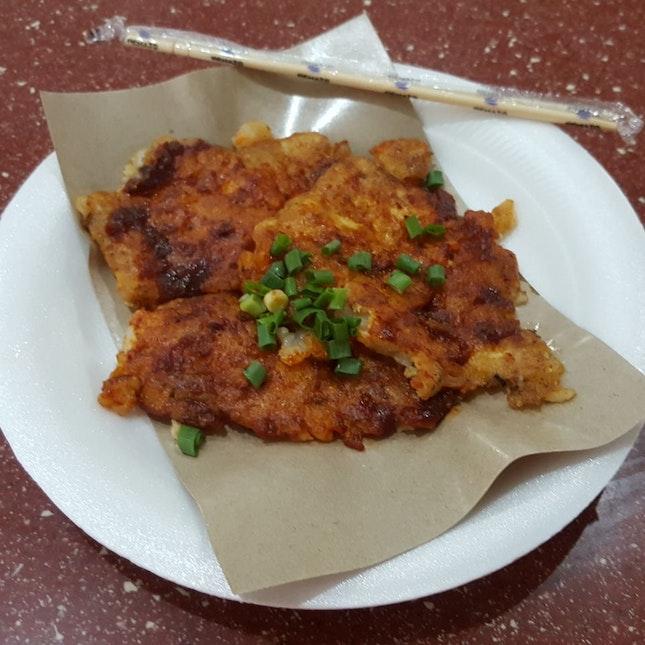 Fried Carrot Cake