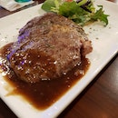 Australian Marble Striploin 200g With Pepper Sauce