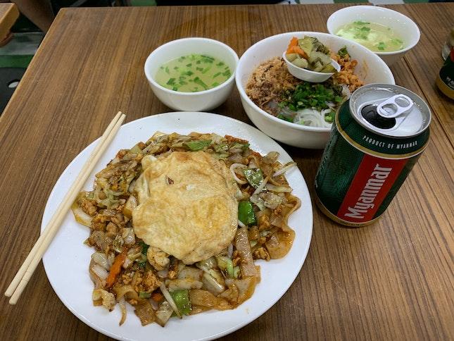 Myanmar Joy Food