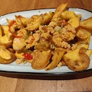 Dirty Miso Fries