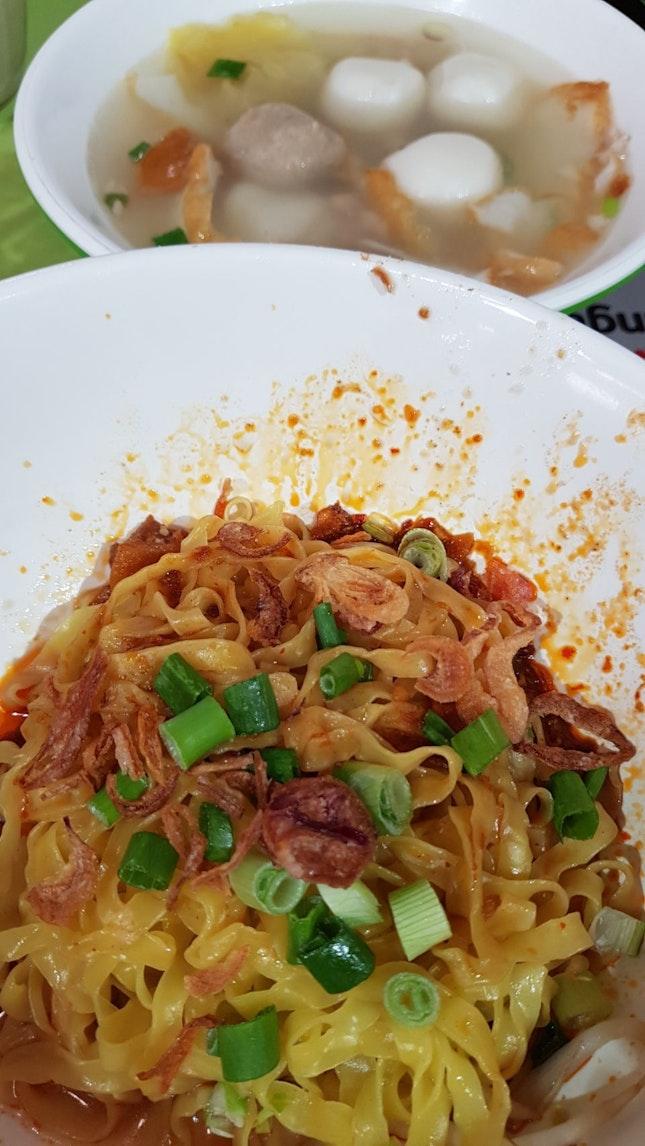 Nan Yuan Fishball Noodle
