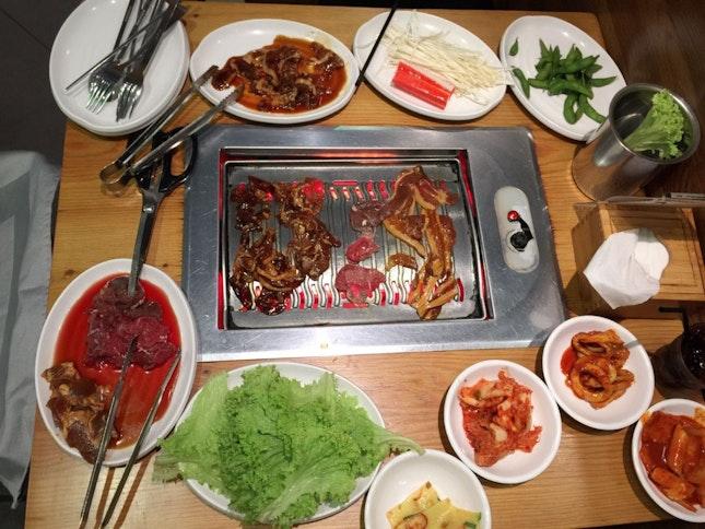 Oppa Korean BBQ Buffet