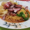 Wah Kee Noodle 華記麺食品 (Amoy Street Food Centre)