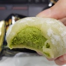 Mochi Cream Mochi Matcha And Azuki Ice Cream