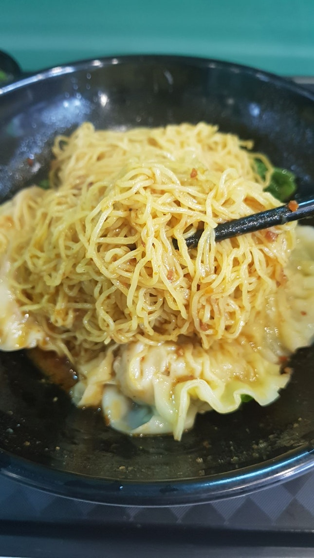 Old Airport Road Wanton Noodle