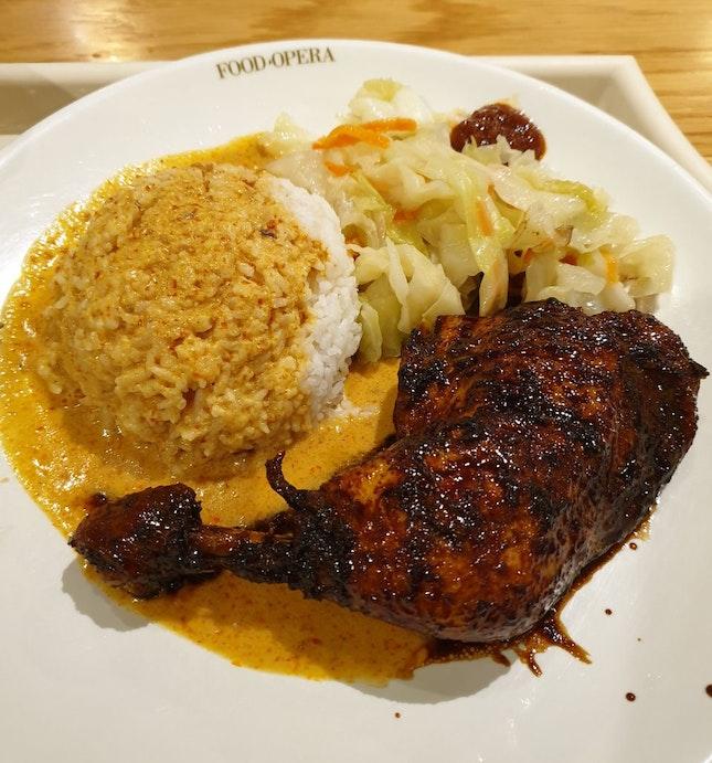 Delicious Ayam Panggang [$6.50]