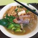 Yong Tau Foo Soup