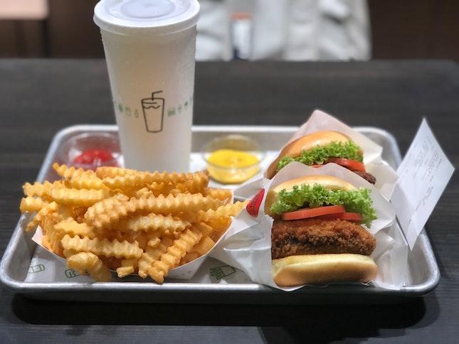 Burger Is Love