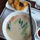 Fried Fish Soup Lunch Set ($12.80++)