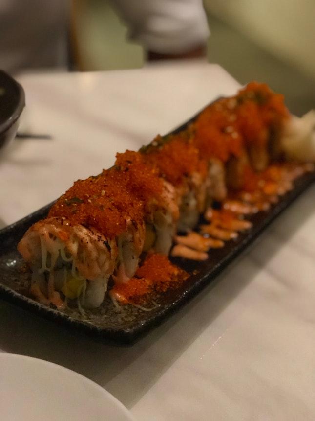 Chill Crab & Salted Egg Chicken Bao, Salmon Mentaiko Roll & Teriyaki Beef Steak Rice Bowl